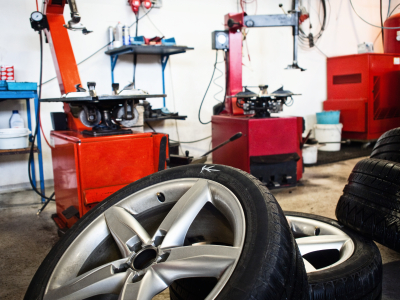 Tire Rotation Service in Garland, TX