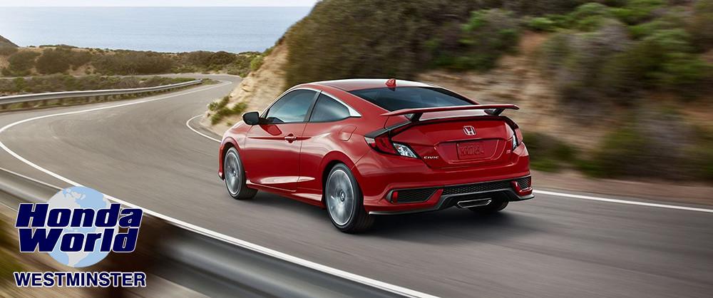 2017 Honda Civic Si   A Legend Reborn