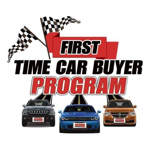 First Time Car Buyer Programs >> First Time Buyer Program Sherman Dodge Chrysler Jeep Ram