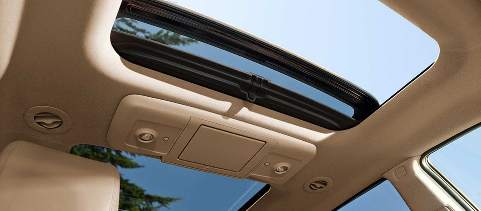 Opt for the Available Moonroof!