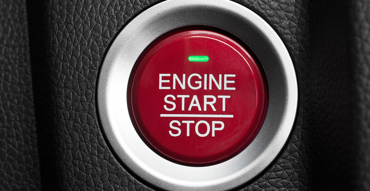 Push-Button Start in the Honda Fit