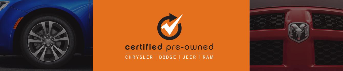 Chrysler Certified Pre Owned Program