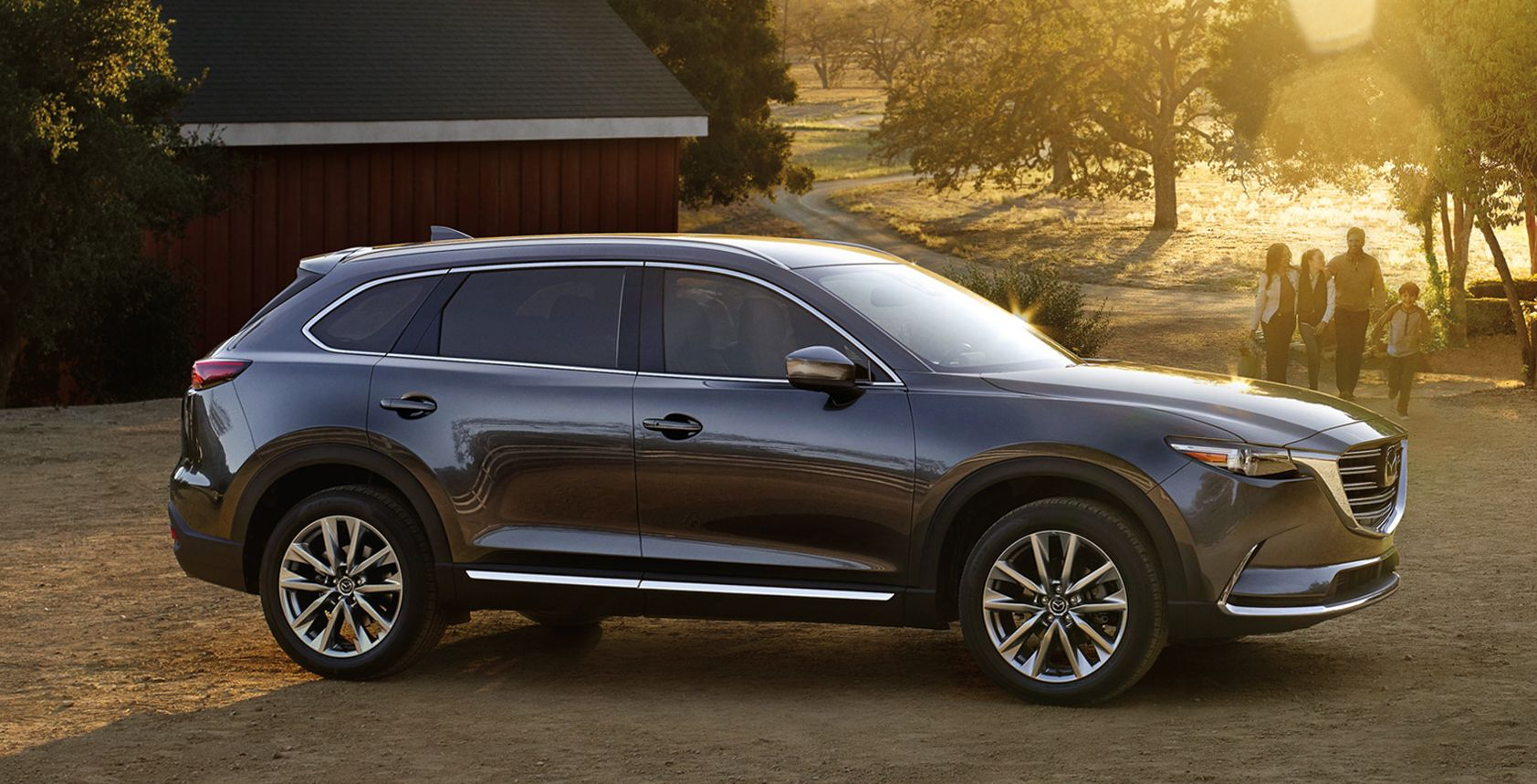2017 Mazda CX-9 Financing near Augusta, GA