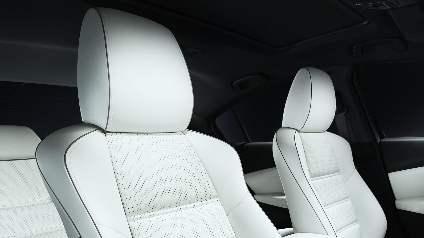 Leather-Appointed Seats in the Mazda6