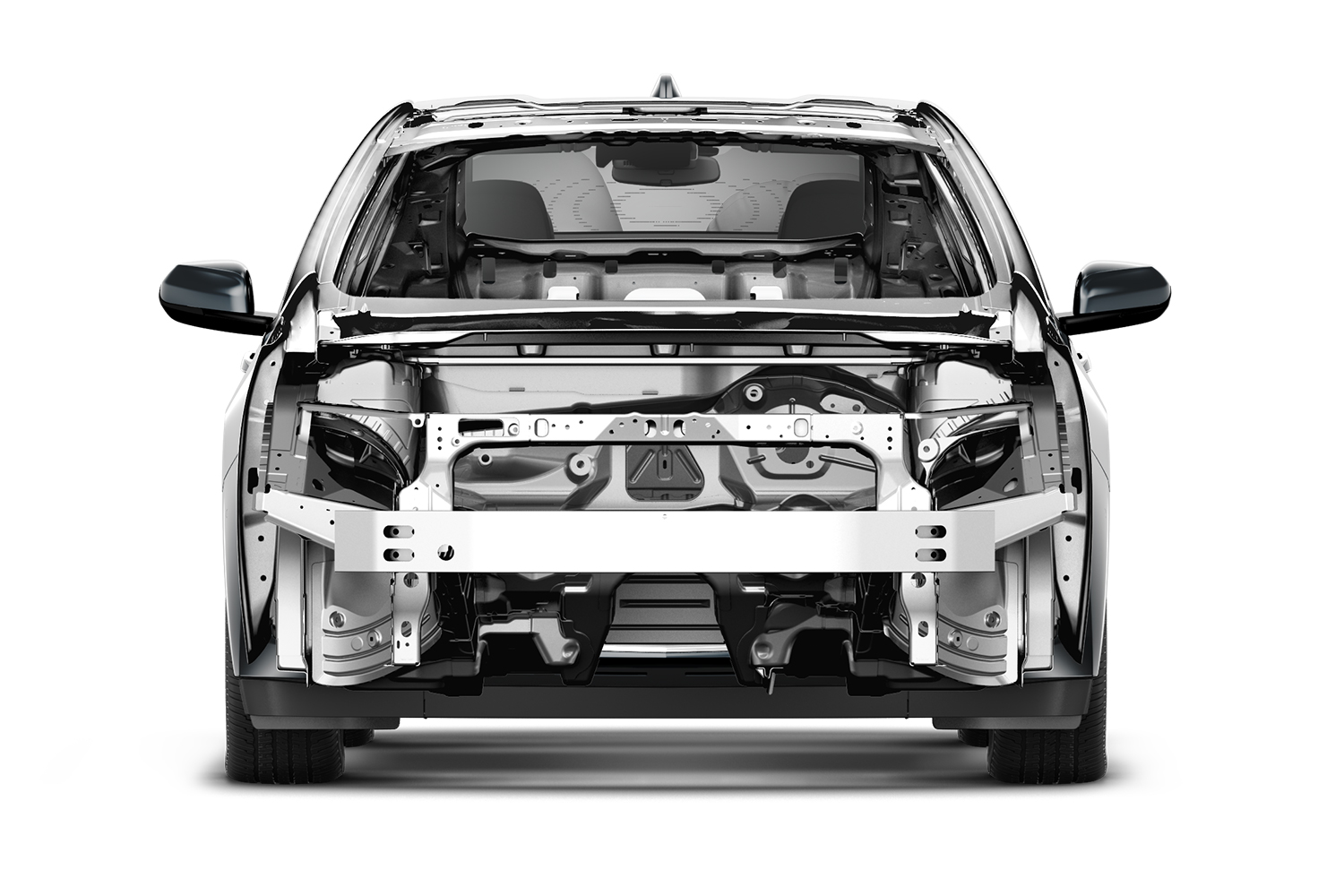 High-Strength Steel and Other Alloys Comprise Chevrolet's Vehicle Safety Cage