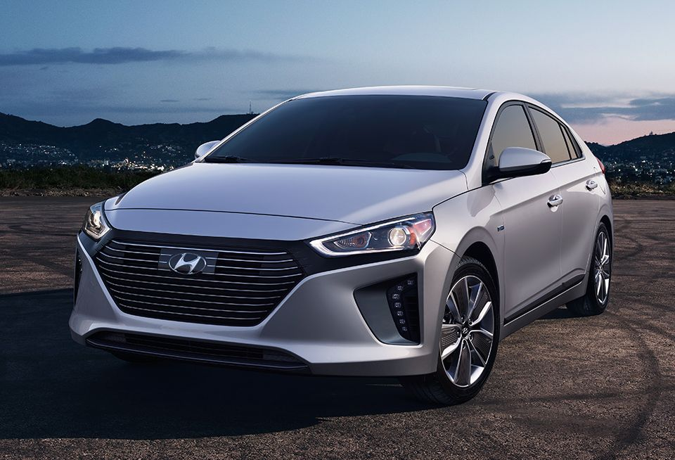 2017 Hyundai Ioniq Hybrid for Sale near Clinton, MD