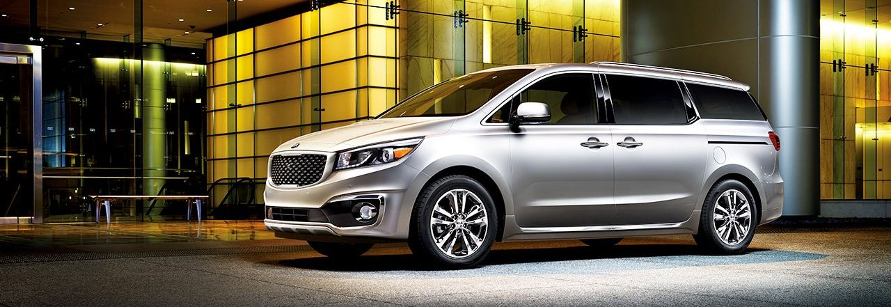 2017 Kia Sedona Financing in North Olmsted, OH