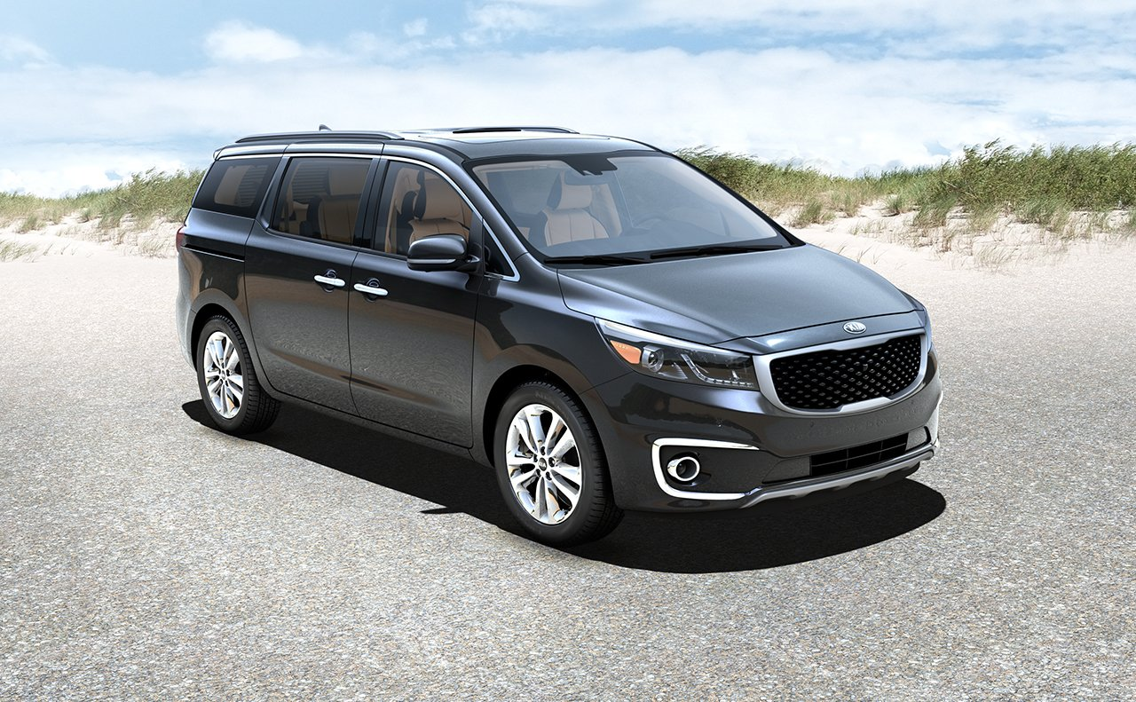 2017 Kia Sedona Leasing in North Olmsted, OH