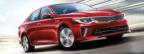2017 Kia Optima Financing in Omaha, NE