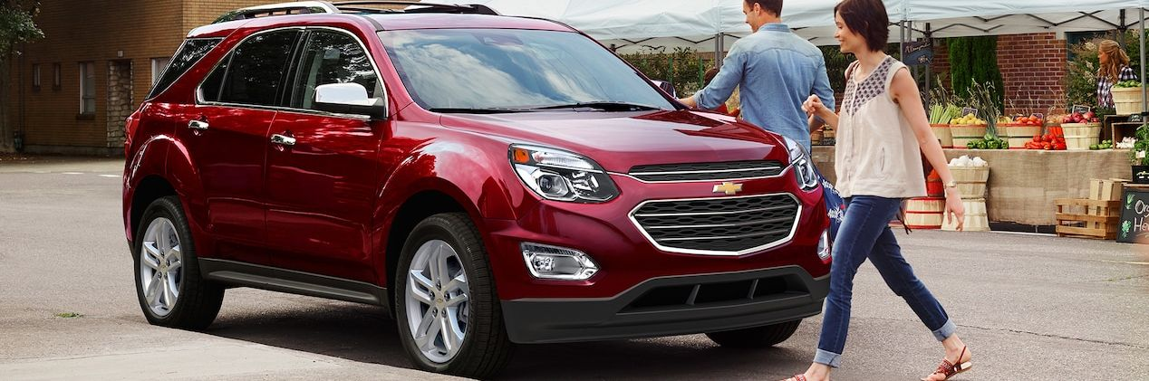2017 Chevy Equinox Financing in Chicago, IL