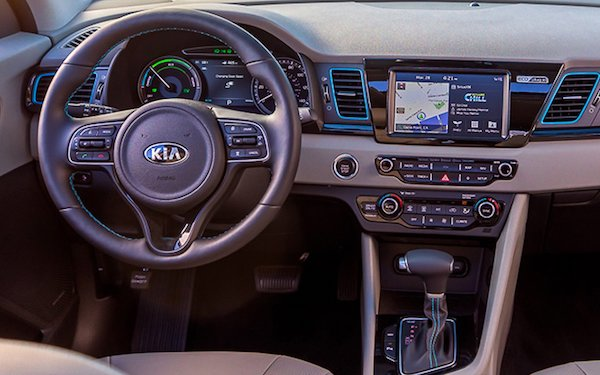 kia rio 2018 mexico. contemporary kia 2018 kia niro plugin hybrid interior u201c to kia rio mexico