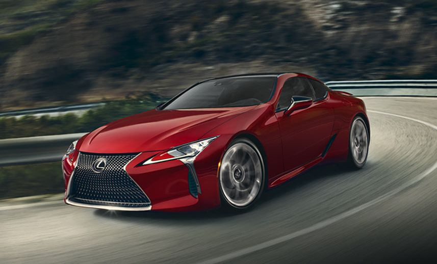 2018 Lexus LC 500 for Sale in Chantilly, VA - Pohanka Lexus