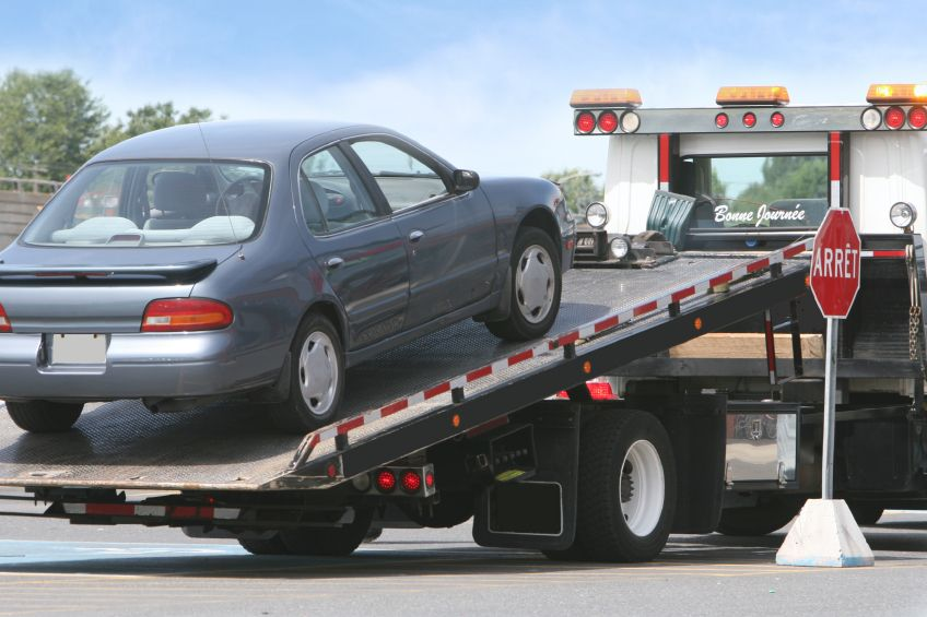 Ask About Our Towing Services!