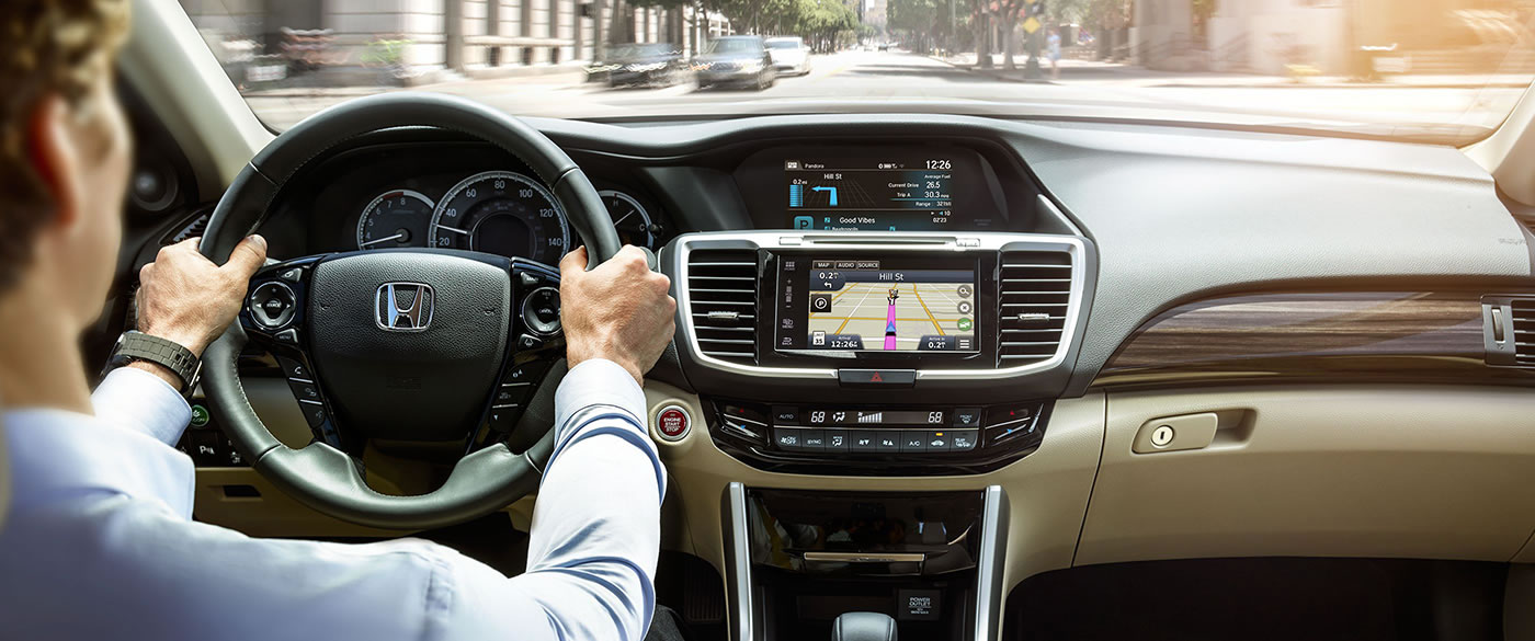 Driver-Assist Safety Features Available for the Accord!