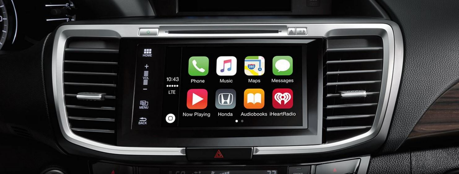 Honda Accord with Apple CarPlay™