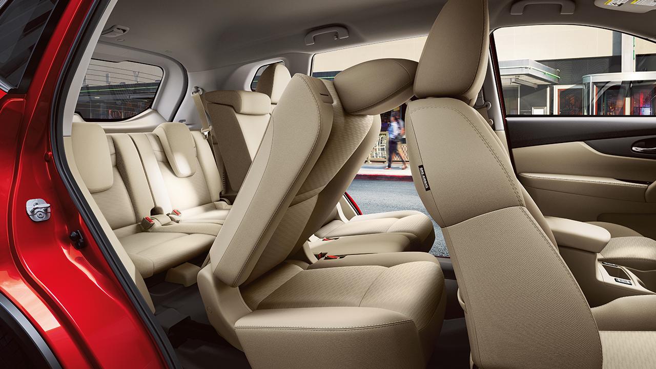 Nissan Rogue 2017 Interior Colors