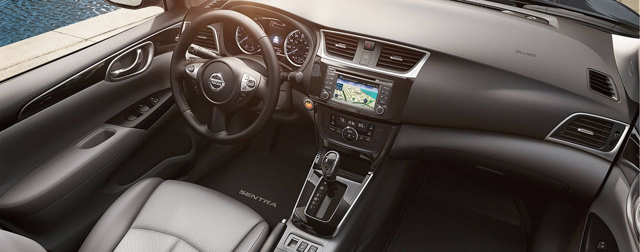 Nissan Sentra and its Convenient Amenities