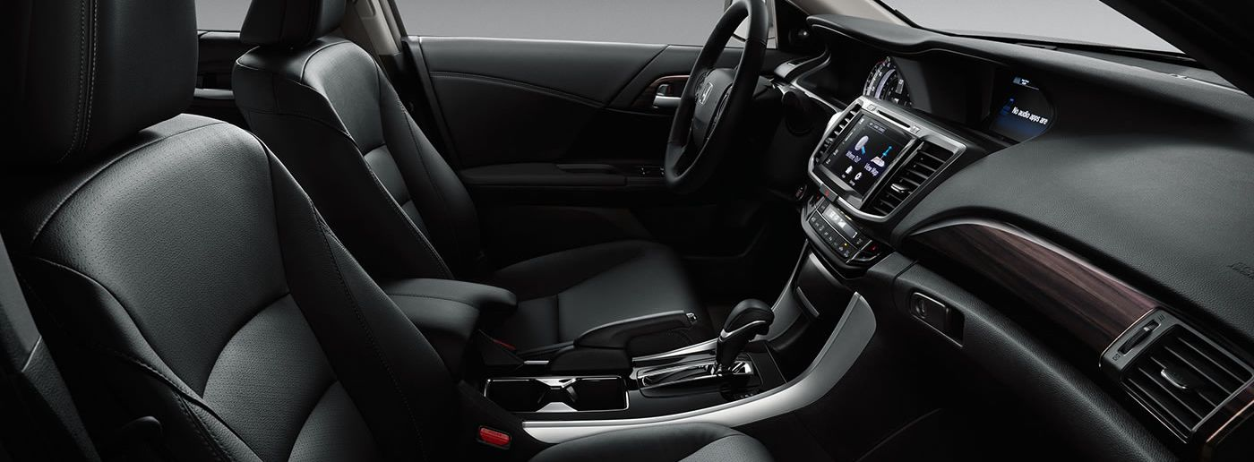Equip the Cabin of the Accord with Advanced Tech!