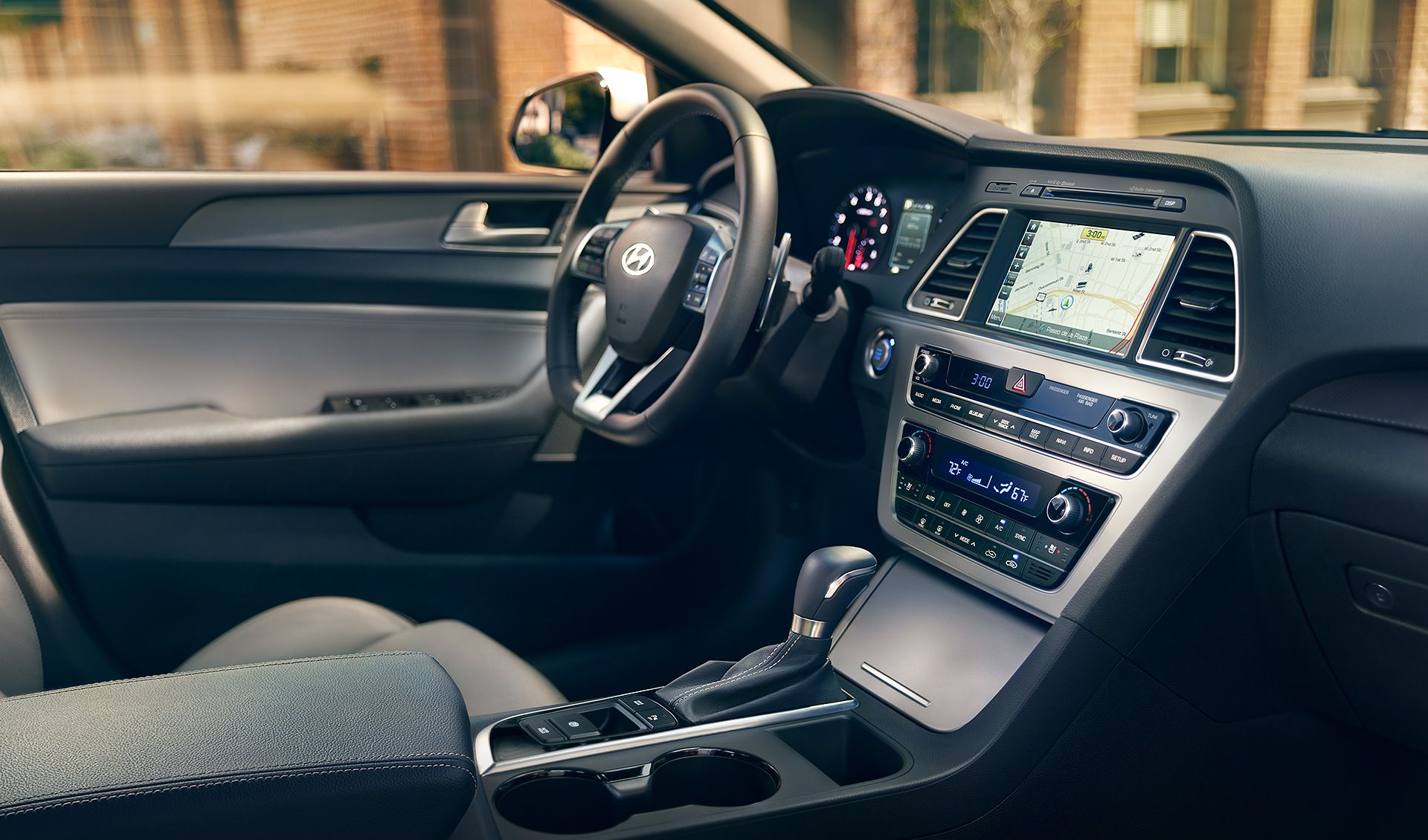 The Luxurious Interior of the 2017 Sonata