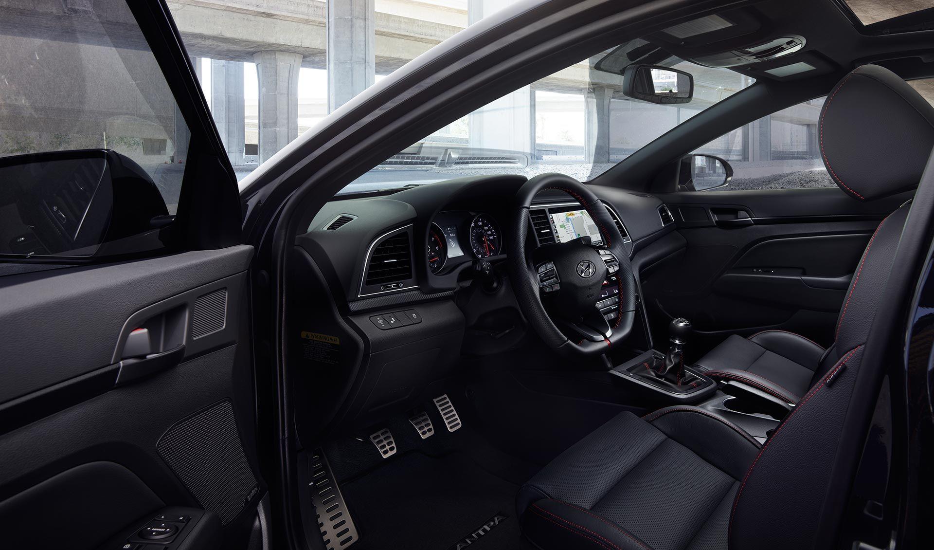 Hyundai Elantra: Seat warmer (if equipped)