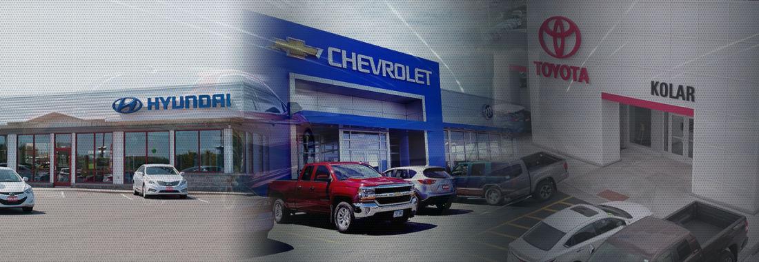 Buick Cadillac Chevrolet GMC Hyundai And Toyota Dealer - Toyota dealership hours
