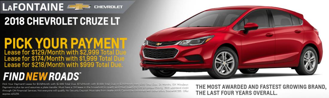 Chevrolet Dealer Dexter MI New Used Cars For Sale Near Ann Arbor - Chevrolet dealers detroit