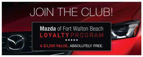 Mazda Dealer Fort Walton Beach FL New Used Cars For Sale Near - Mazda loyalty program