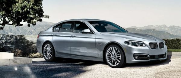 2015 BMW 5 Series Lease near Northbrook IL  BMW of Schererville