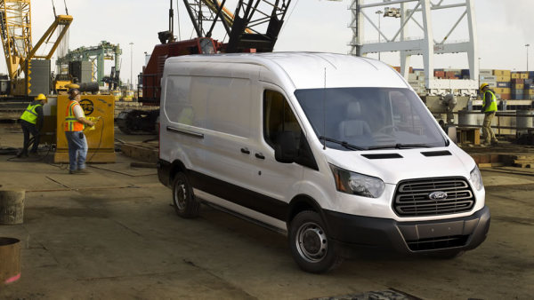 Cargo Vans For Sale >> 2016 Ford Transit Cargo Van For Sale Near Antioch Il Gillespie Ford