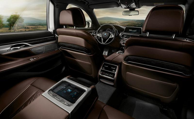 2017 BMW 7 Series For Sale Near Champaign IL Bmw 7series Sedan Lightbox 08 09