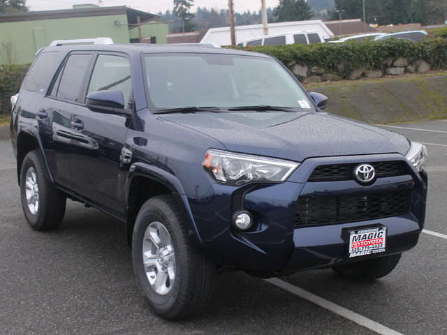 Toyota For Sale By Owner >> One Owner Toyota 4runner For Sale Near Everett Magic Toyota