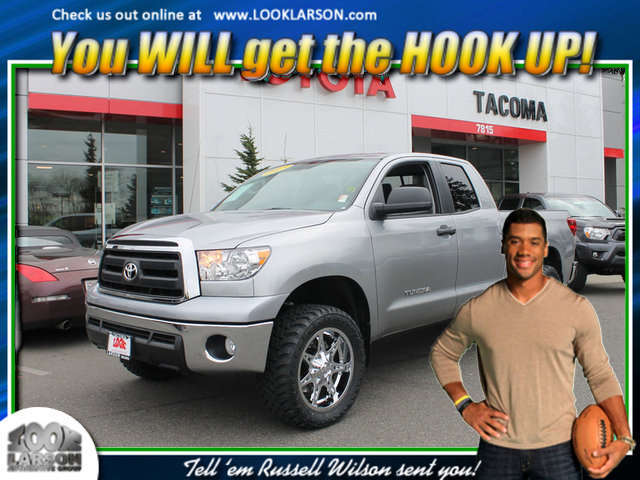 Used Lifted Toyota for Sale in Tacoma at Toyota of Tacoma