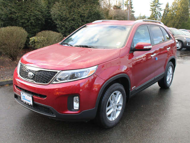 2015 Kia Sorento for Sale near Bellevue at Lee Johnson Kia