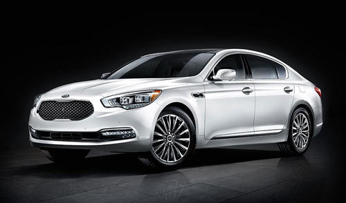 2015 Kia K900 for Sale near Bellevue at Lee Johnson Kia