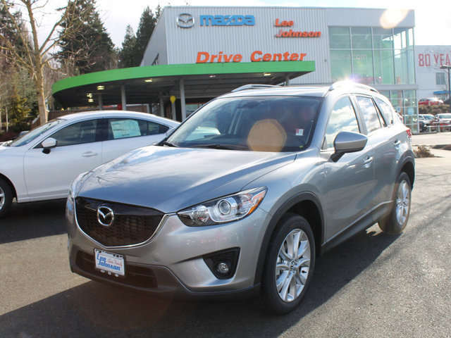 2015 Mazda CX-5 for Sale near Renton at Lee Johnson Mazda