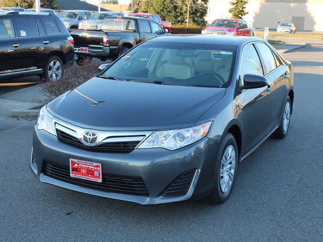 2014 Toyota for Sale near Snohomish at Foothills Toyota