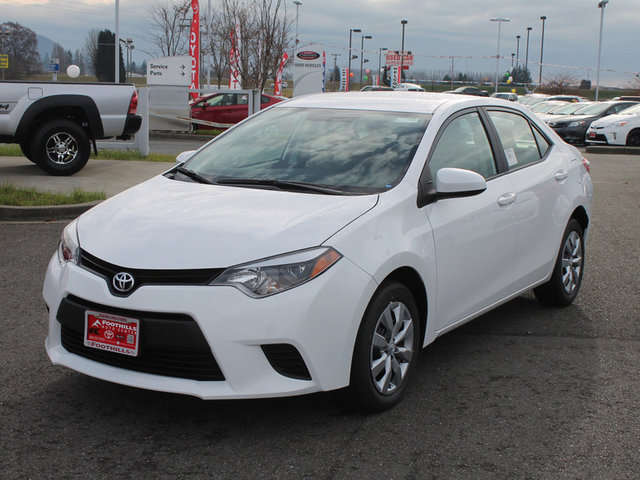 2014 Toyota for Sale near Oak Harbor at Foothills Toyota