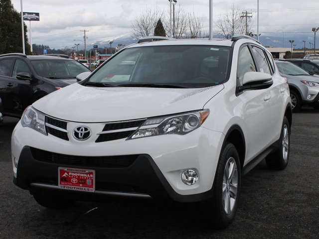 Toyota Rav4 For Sale Near Bellingham Foothills Toyota