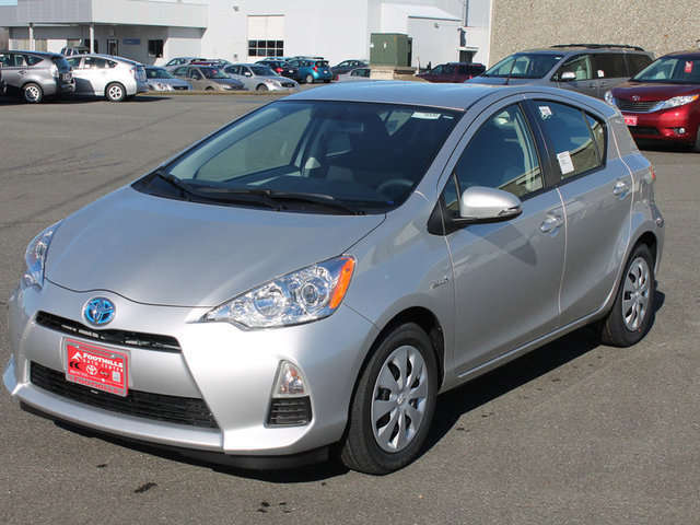 Toyota Prius for Sale near Snohomish at Foothills Toyota