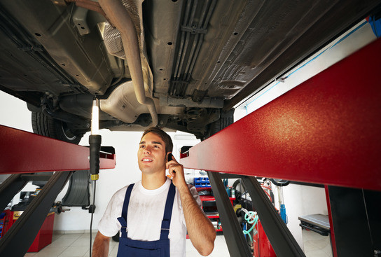 Toyota Repair in Burlington at Foothills Toyota