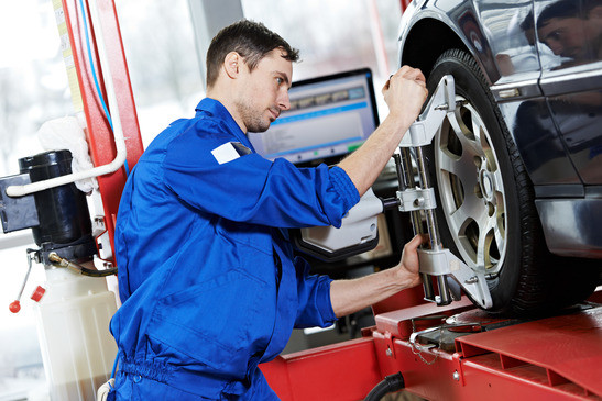 Toyota Wheel Alignment in Burlington at Foothills Toyota