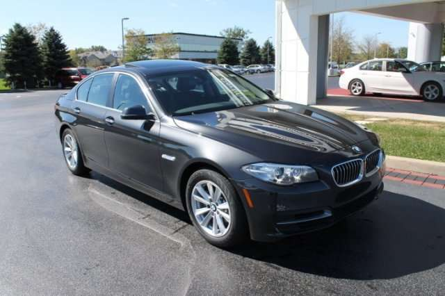 2014 BMW ActiveHybrid 5 for Sale near Chicago at BMW of Schererville
