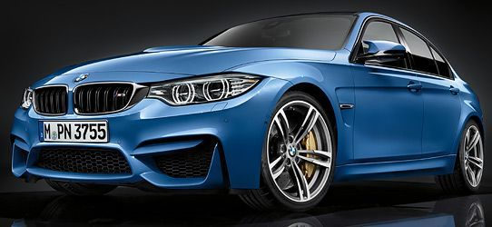2014 BMW M3 for Sale near Chicago at BMW of Schererville