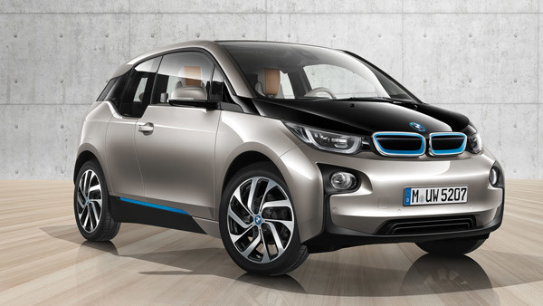 2014 BMW i3 for Sale near Chicago at BMW of Schererville