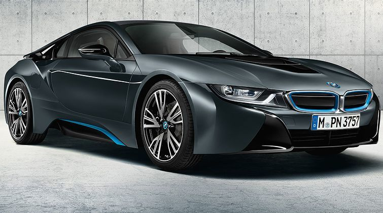 2014 BMW i8 for Sale near Chicago at BMW of Schererville