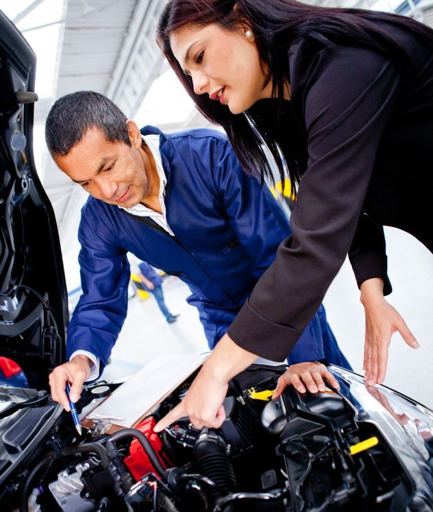Honda Engine Repair near Marysville at Northwest Honda