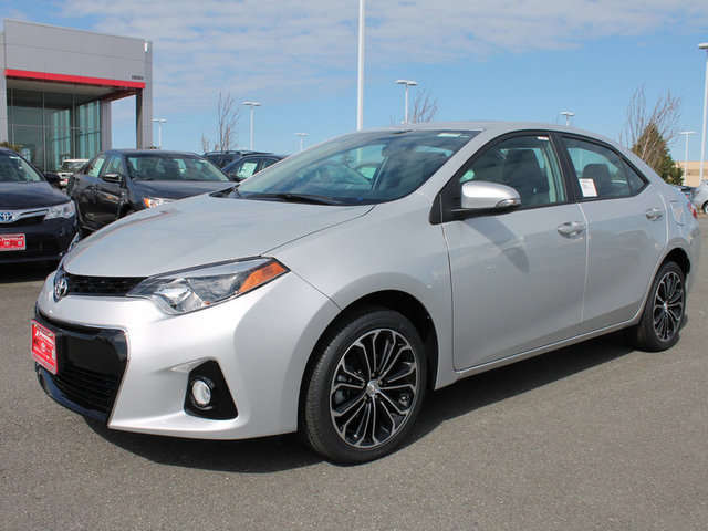 Toyota Corolla in Oak Harbor at Foothills Toyota