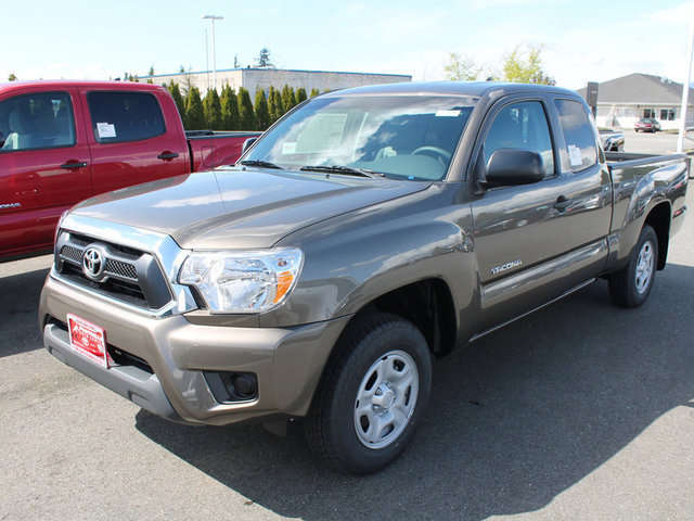 Toyota Tacoma for Sale near Bellingham at Foothills Toyota