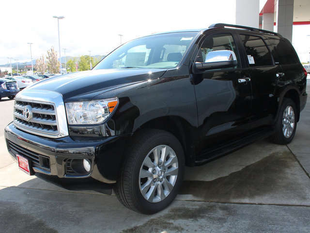 Toyota Sequoia for Sale near Snohomish at Foothills Toyota