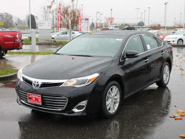 Toyota Avalon for Sale near Bellingham at Foothills Toyota